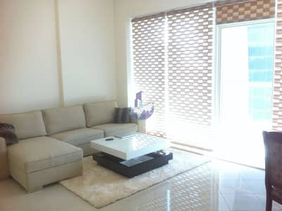 1 Bedroom Flat for Rent in Dubai Sports City, Dubai - Furnished 1 Bedroom Apartment in Mid Floor with Canal View