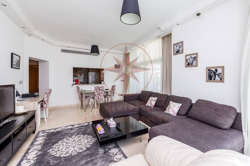 Fully furnished 2 bedroom for rent in Marinascape Avant