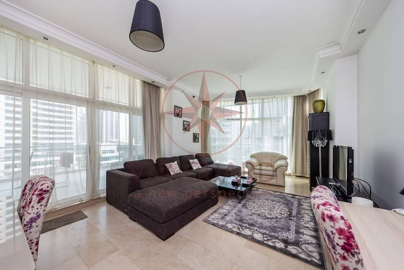 2 Fully furnished 2 bedroom for rent in Marinascape Avant