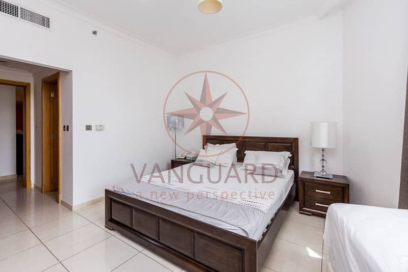 16 Fully furnished 2 bedroom for rent in Marinascape Avant