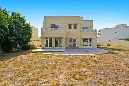 5 Bedroom Villa for Rent in The Meadows, Dubai - Great Location | Type 2 | Available July