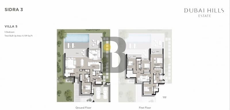 2 5 BEDROOM SIDRA UNIT FOR SALE AMAZING LOCATION