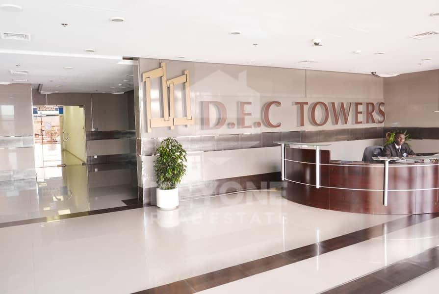 11 DEC Tower | Cheapest Studio | 4 Cheques