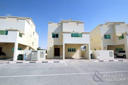 4 Bedroom Villa for Sale in Jumeirah Village Circle (JVC), Dubai - Vacant   Four Bedroom Villa   Outer Circle