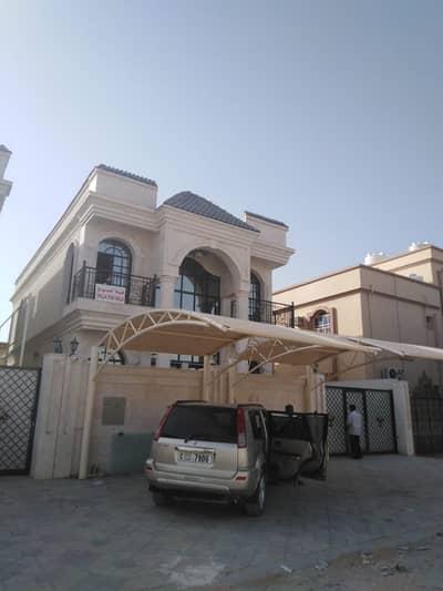 فیلا 4 غرفة نوم للبيع في المويهات، عجمان - فيلا للبيع مقابل المسجد تشطيب سوبر ديلوكس فى اروع منطقه في عجمان