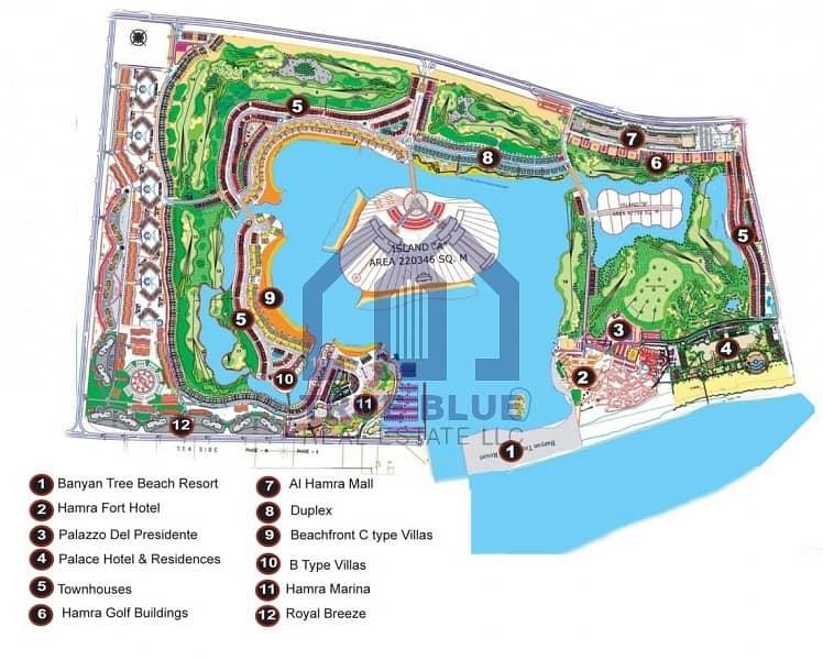 14 Best price   Studio  Furnished  Lagoon View  Marina Bldg Affordable