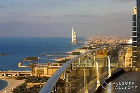 بنتهاوس 5 غرفة نوم للبيع في دبي مارينا، دبي - Full Floor Penthouse Apartment | 5 Bedroom