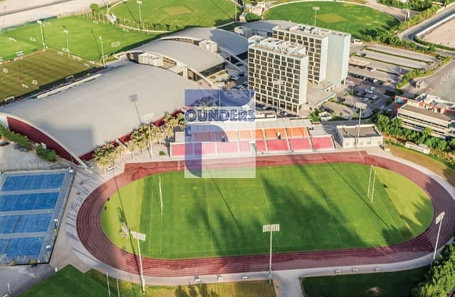 2 Spacious 1 Bedroom Apartment | Offplan Dubai Sports City | 50% Handover Payment Plan