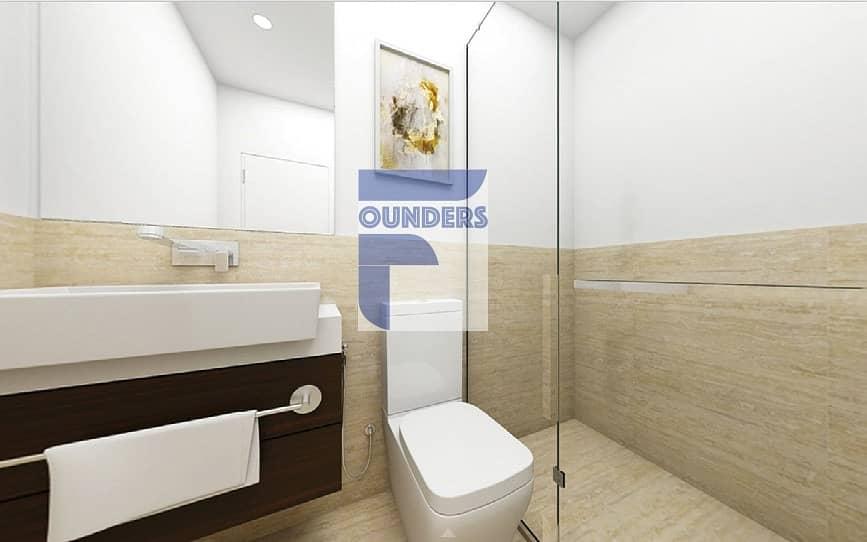 2 Classical Design | 1 Bedroom Aparment | Offplan 50% Post Handover Aparment Property