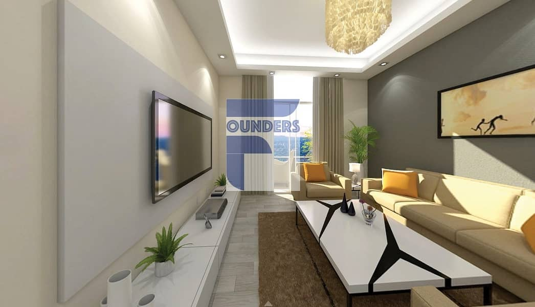 Exquisite 2 Bedroom Apartment   Post Handover 36 Months Payment Plan   Hera Tower Dubai Sports City