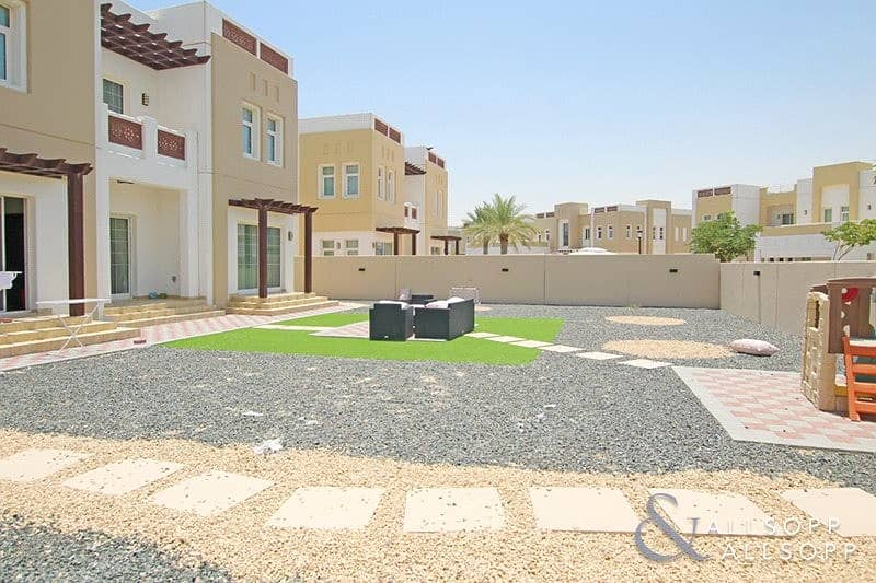 5 Bed | Type A | Large Independent Villa
