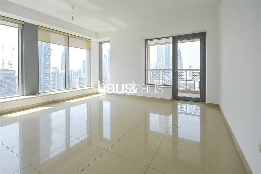 2 Burj and Fountain View|Walk-in Shower|Chiller Free