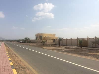 Plot for Sale in Al Manama, Ajman - limited plots , only 3 plots direct on main road in manama area only 230k.