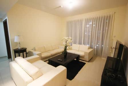 شقة 2 غرفة نوم للبيع في وسط مدينة دبي، دبي - High Floor   Furnished   Downtown