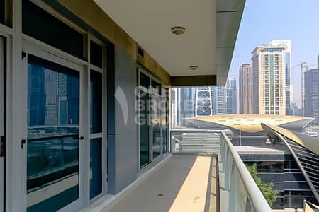 2 Bedroom Flat for Sale in Dubai Marina, Dubai - next to metro