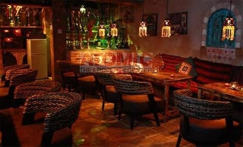 SHEESHA CAFE & RESTURANT for SALE in INTERNATIONAL CITY