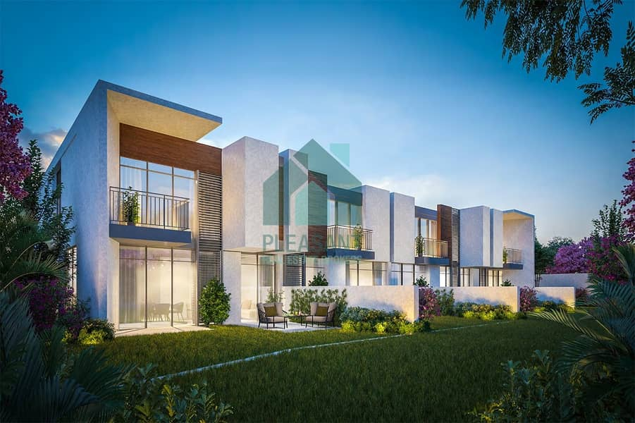 8 4 Br + Maids | 5% Booking | 5 Yrs - Post Handover Payment