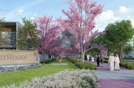 5% Booking | 5 Yrs - Post Handover Payment | Cherrywoods