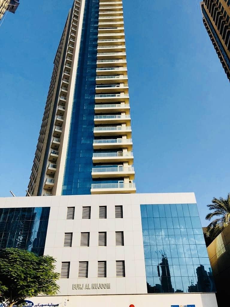 2 Luxury 1BR  Apartment  in Burj Al Nujoom