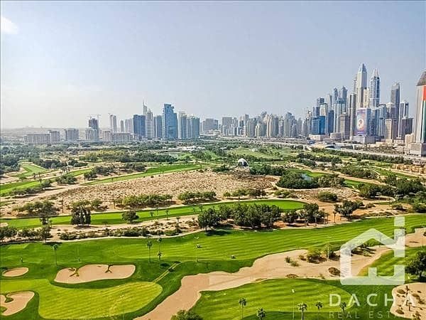 Stunning Golf Course View