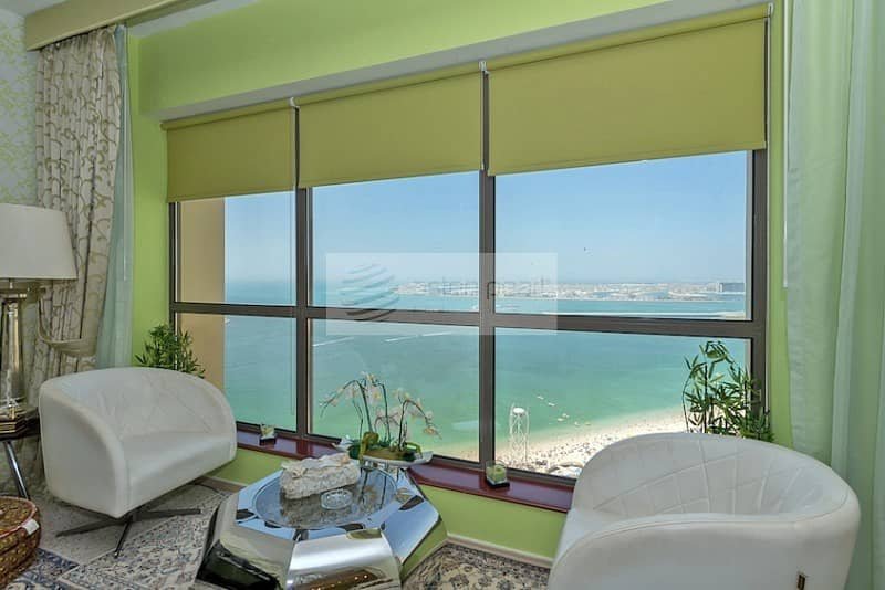 Panoramic/Unobstructed Sea View | Upgraded 3BR
