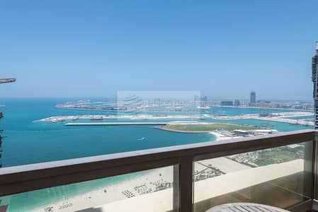 4 Bedroom Penthouse for Sale in Jumeirah Beach Residence (JBR), Dubai - Future-Secured Sea View | 4BR Duplex Penthouse