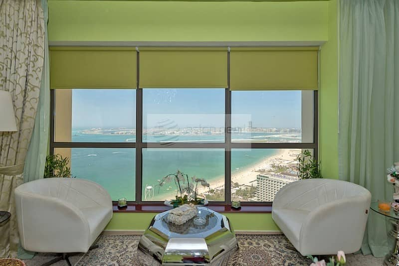 2 Panoramic/Unobstructed Sea View | Upgraded 3BR