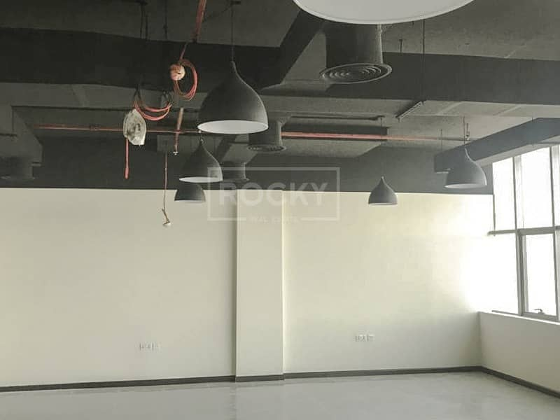 2 Fitted Open Office for Sale with Flooring Ceiling Done