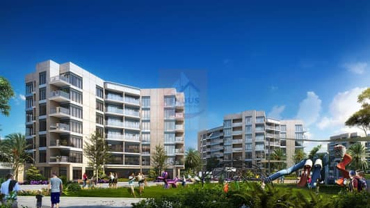 2 Bedroom Apartment for Sale in Dubai South, Dubai - Pay AED 75