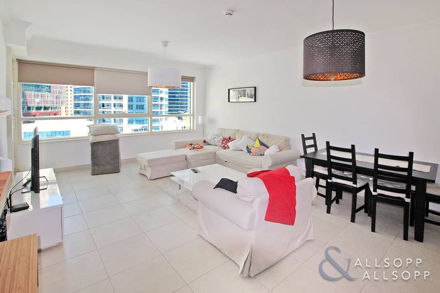 2 Two Bedroom | Full Marina View | Vacant
