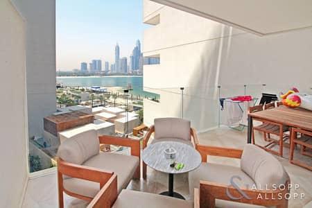 فلیٹ 3 غرفة نوم للبيع في نخلة جميرا، دبي - 3 Bed | FIVE Residence | Sea View | Pool