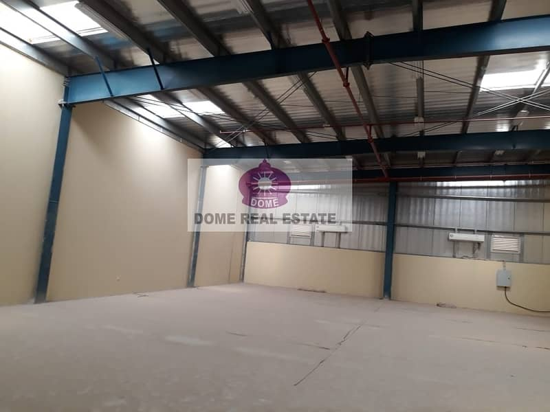 2 Well maintained Commercial   Warehouse available for rent in Nad Al Hamar