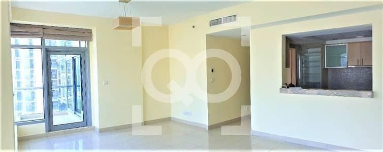 شقة 2 غرفة نوم للايجار في دبي مارينا، دبي - Full Marina View | Spacious 2 bed | All rooms with Balcony | Multiple Cheques