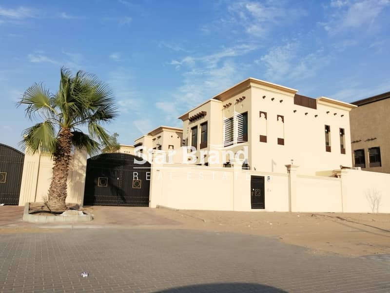 COMMERCIAL VILLA FOR RENT IN MOHAMMED BIN ZAYED CITY