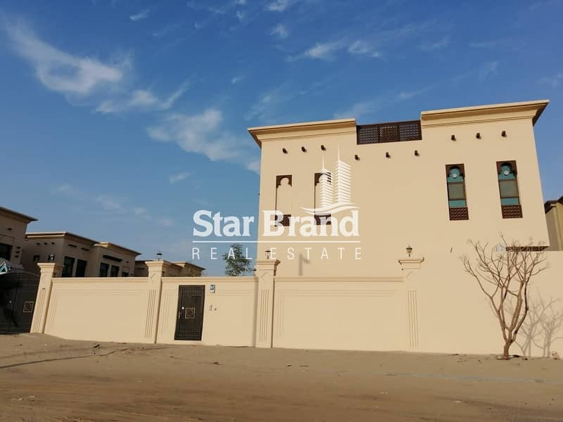 2 COMMERCIAL VILLA FOR RENT IN MOHAMMED BIN ZAYED CITY