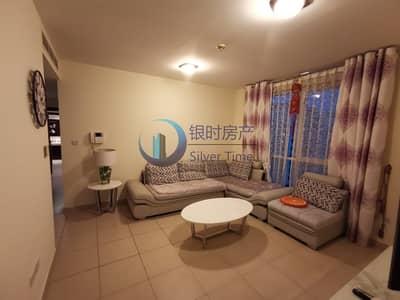 2 Bedroom Flat for Rent in The Views, Dubai - Tanaro 2 Bedroom Hall | in Tanaro | Chiller Free