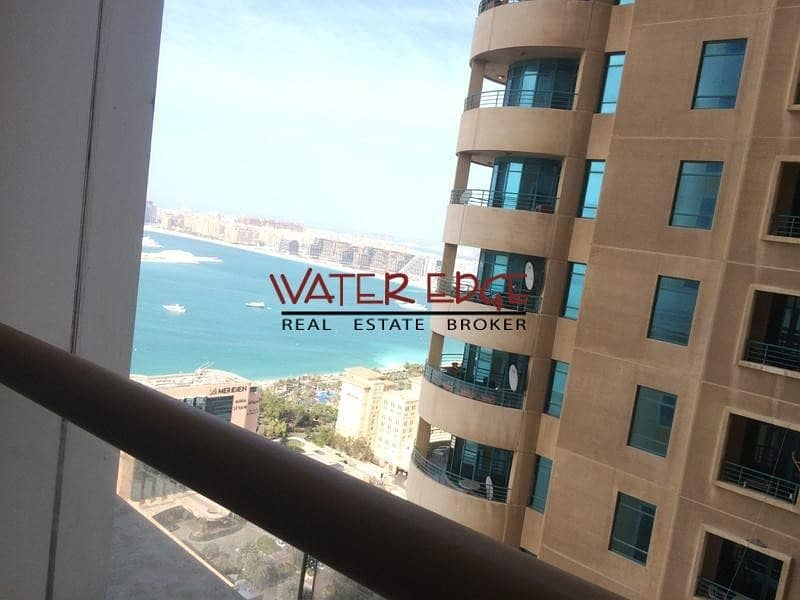 2 4 cheques I 1BR I Sea and Marina View