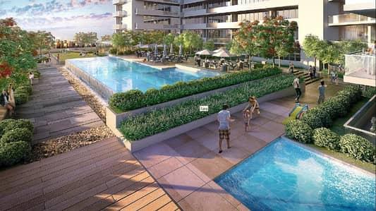شقة 1 غرفة نوم للبيع في الخليج التجاري، دبي - حجز قبل الطرح للبيع و 1% شهريا
