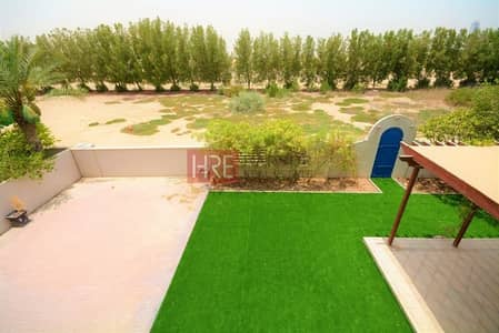4 Bedroom Villa for Rent in The Villa, Dubai - Must See|Landscaped Big Garden|Open View|