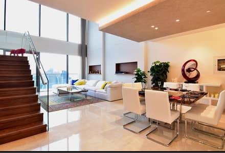 بنتهاوس 4 غرفة نوم للبيع في دبي مارينا، دبي - Stunning Full View of  Marina  from Beautiful Penthouse