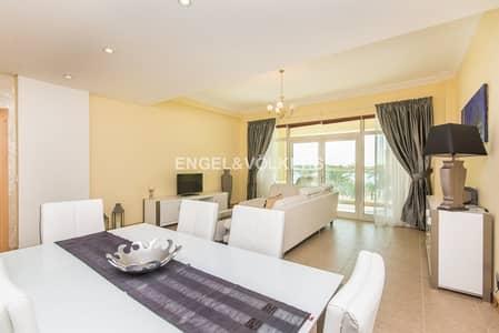 فلیٹ 1 غرفة نوم للبيع في نخلة جميرا، دبي - Full Sea View |  Type B | Spacious Apartment