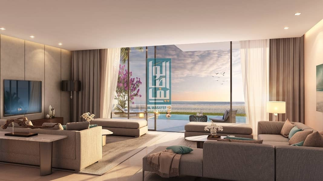 VILLA WITH SEA VIEW | 10% DOWN PAYMENT | WITH POST HAND OVER ....