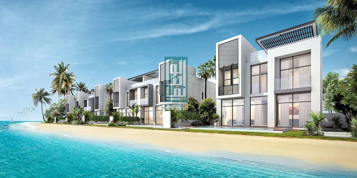2 VILLA WITH SEA VIEW | 10% DOWN PAYMENT | WITH POST HAND OVER ....