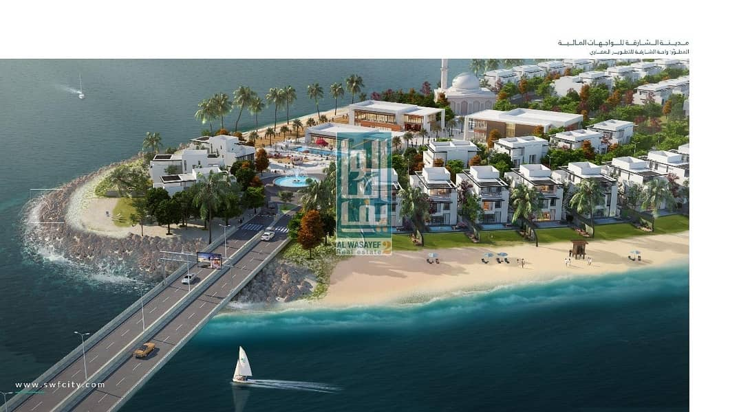 11 VILLA WITH SEA VIEW | 10% DOWN PAYMENT | WITH POST HAND OVER ....