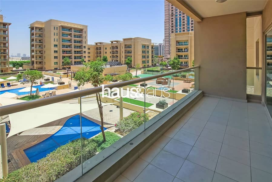 4 Chequs | Vacant | 2 + Study | Pool View