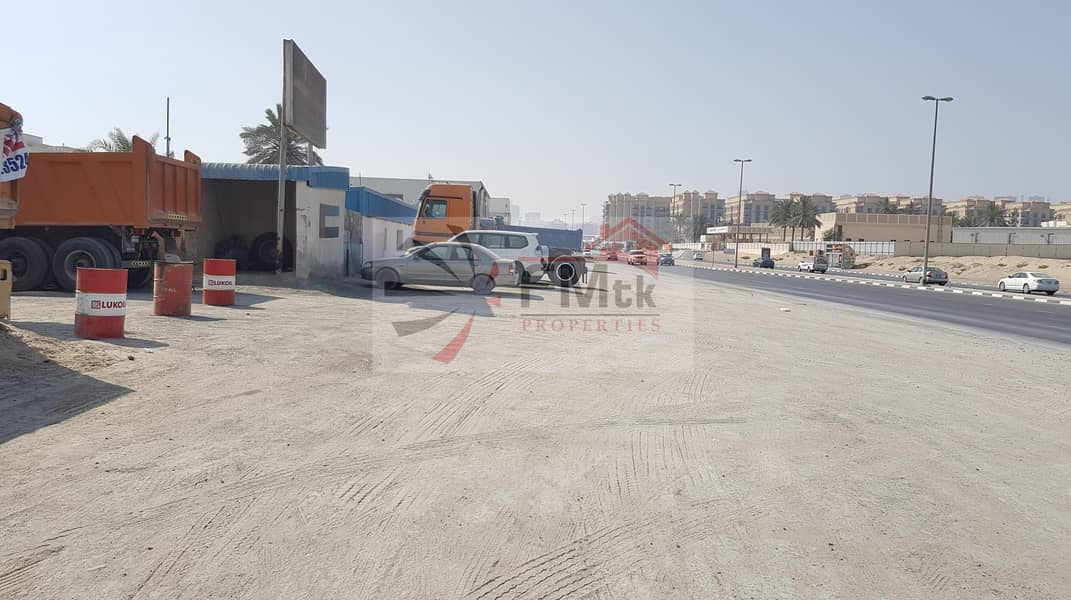 6 Large Size Commercial Plot for Rent | 30