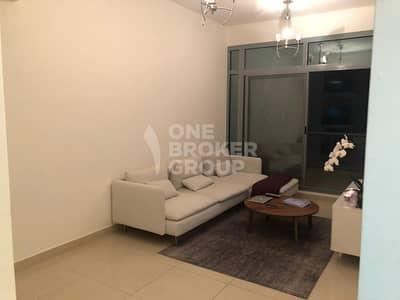فلیٹ 1 غرفة نوم للايجار في دبي مارينا، دبي - Well maintained