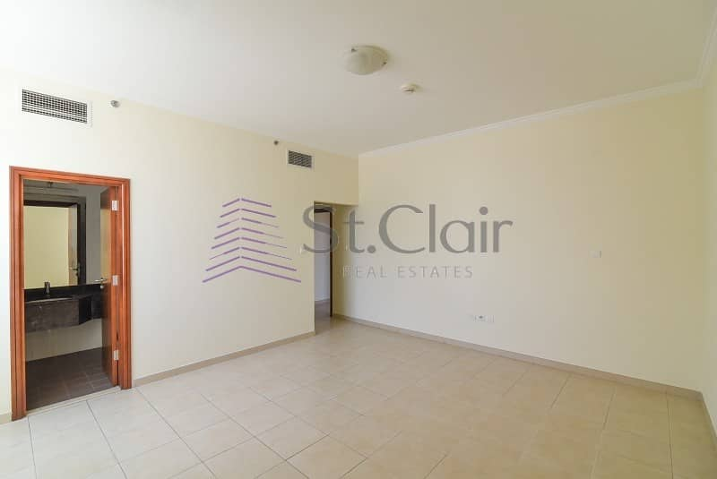 19 Cheapest 2BR w/ Balcony | Mid Floor | Canal View