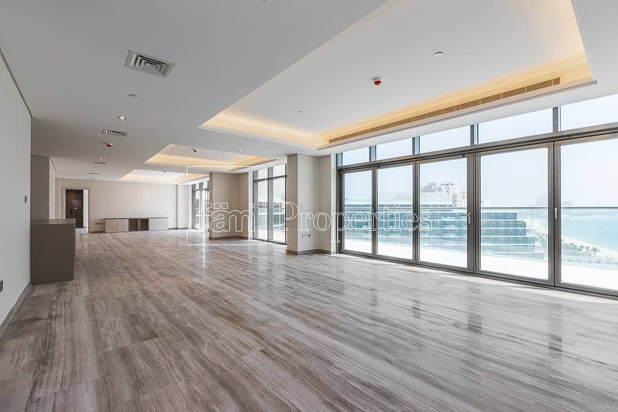 Brand New Luxury Penthouse on Palm