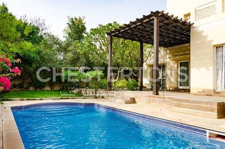 4 Bedroom Villa for Rent in The Meadows, Dubai - Available as furnished or unfurnished. |
